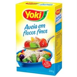 AVEIA YOKI FLOCOS FINOS 170g