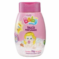 TALCO PERF.MURIEL BABY ROSA 75g