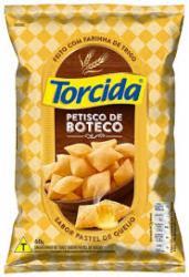 SALG.TORCIDA PETISCO QUEIJO 60g