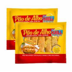 PAO ALHO REDE KRILL C/QUEIJO 400g