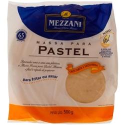 MASSA PASTEL MEZZANI DISCAO 500g
