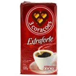 CAFE 3 CORACOES AV.EXTRA FORTE 500g