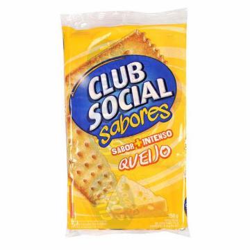 BISC.CLUB SOCIAL QUEIJO 141g