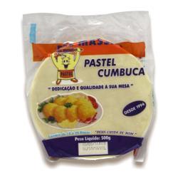 MASSA PASTEL BEL MASSAS CUMBUCA 500g