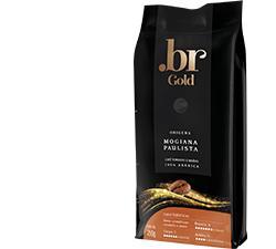 CAFE BR GOLD MOGIANA PAULISTA 250g