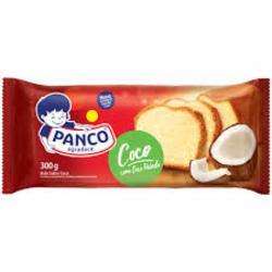 BOLO PANCO COCO 300g