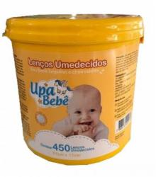 LENCO UMED.UPA BEBE C/450un