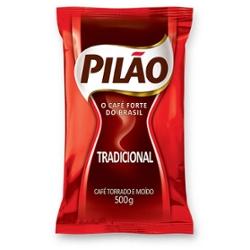 CAFE PILAO ALMOFADA 500g