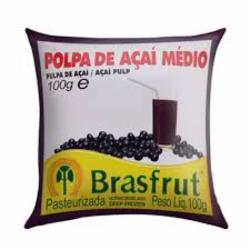 POLPA BRASFRUT ACAI 100g