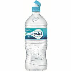 AGUA MINERAL CRYSTAL S/GAS 1l
