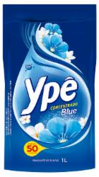 Amaciante Concentrado Ypê 1L Blue Sachet