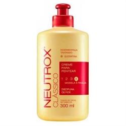 Creme de Pentear Neutrox 300ml Clássico