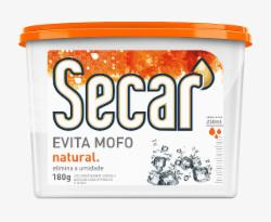 Antimofo Secar 180g Natural