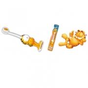 Escova Dental Dentalclean Garfield 3d 27 Extra Macia