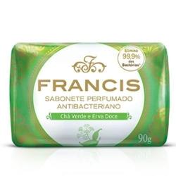 Sabonete Francis Suave 90g Verde