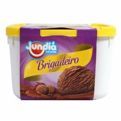 Sorvete Jundia 2L Brigadeiro