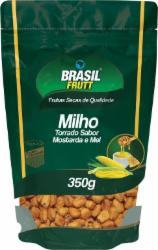 MILHO TOR/MOSTARDA E MEL BRASIL FRUTT 350G