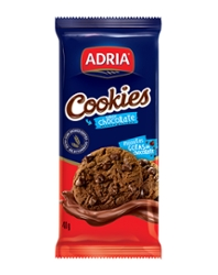 BISC ADRIA COOKIES 40G CHOCOLATE
