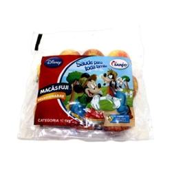 Maça Fuji Pacote de 1 Kilo Disney