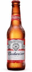 Cerveja Budweiser 330ml Long Neck