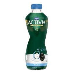 Leite Ferm Activia 1250g 0% Ameixa