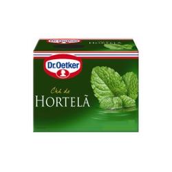 Cha Dr Oetker Hortela 10g 10 Saq