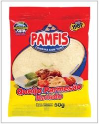 Queijo Ralado Pamfis 50g Fino