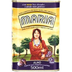 Oleo Comp Maria 500ml Alho