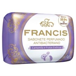Sabonete Francis Suave 90g Lilás