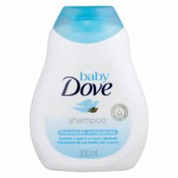 Shampoo Dove Baby 200ml Hid Enriquecida