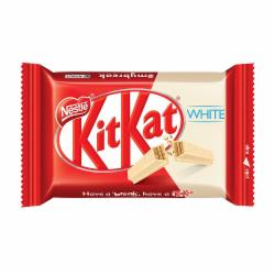 Chocolate Neslte Kit Kat 41,5g Finger Branco