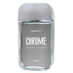 Deo Colonia Masc 100ml Fiorucci Chrome