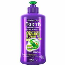 Creme para Pentear Fructis 250ml Cachos Poderosos