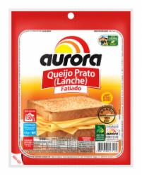 Queijo Prato Aurora 150g Fatiado