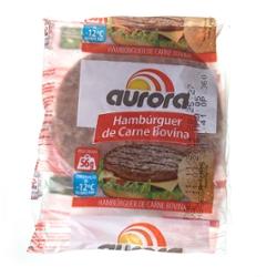 Hambúrguer Bovino Aurora 56g