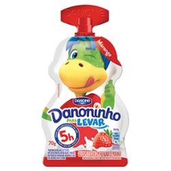 Petit Danoninho 70g Morango