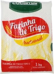 Farinha Trigo Cocamar 1kg Especial
