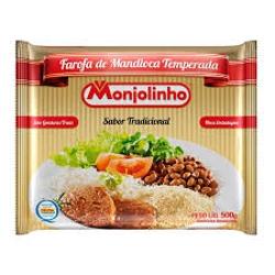 FAROFA PRONTA MONJOLINHO MAND 500G