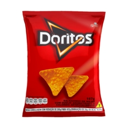 Salg Elma Chips Doritos 167g Q Nacho