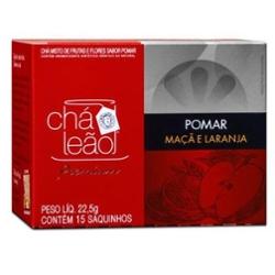 Cha Leao Premium Pomar 25,5g C / 15 Saq