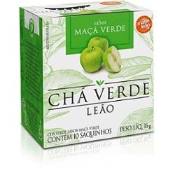 Cha Leao Maca Verde 16g C / 10 Saquinhos