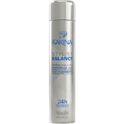 Fixador Hair Spray Karina Stylist 500ml Balance