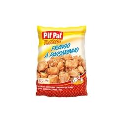 Frango a Passarinho Pif Paf Temp 1kg