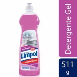 Lava Louças Limpol Gel 511g Ylang-Ylang