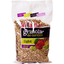 Granola Villamar 1kg Light