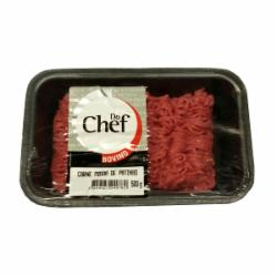 CARNE MOIDA PATINHO DO CHEF 500G