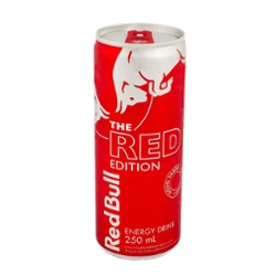 Energetico Red Bull 250ml Red Edition