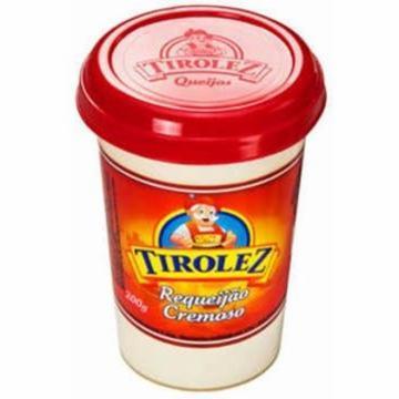 Requeijao Tirolez 200g Tradicional