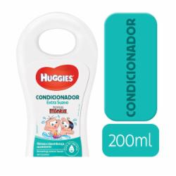 Condicionador Huggies 200ml Extra Suave