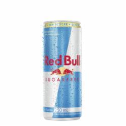 Energetico Red Bull 250ml Sugarfree